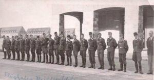 Служба в боевом истребительном авиационном полку