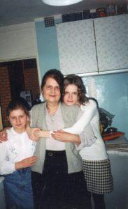 Люся – создание семьи (жизнь от начала до конца)