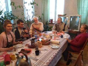 Несобытийные фотомгновения, связанные с жизнью автора в период работы в МЧС России